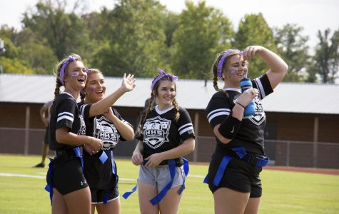 PowderPuff Football Pictures