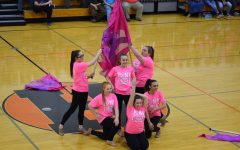 Pink Out Pep Rally Pictures