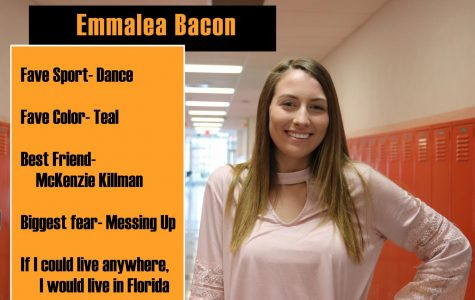 Today's Freshman Tiger: 2/5/18