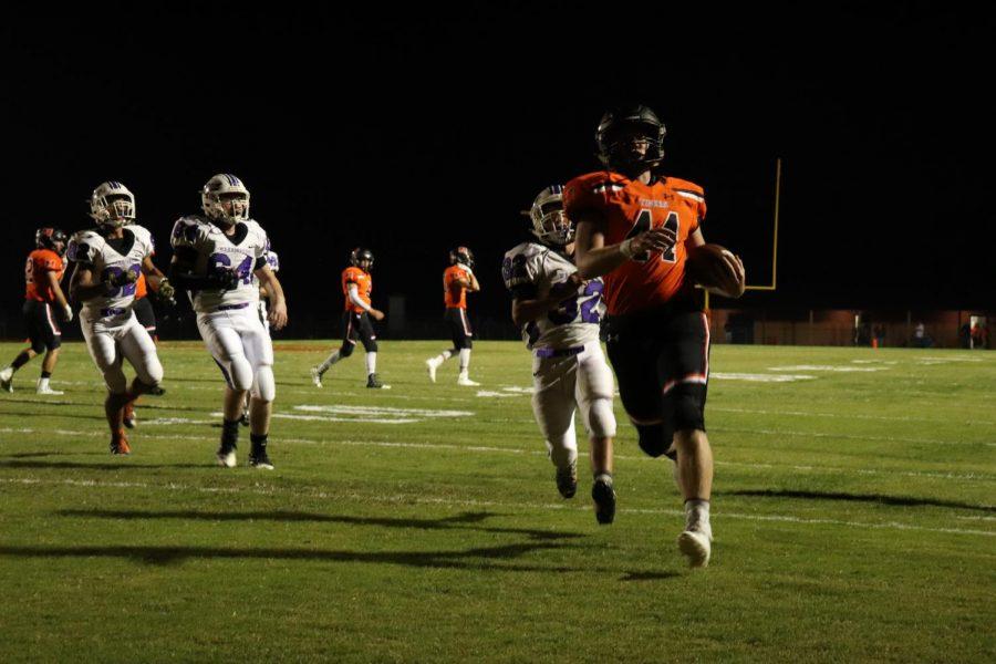 Senior Night Football