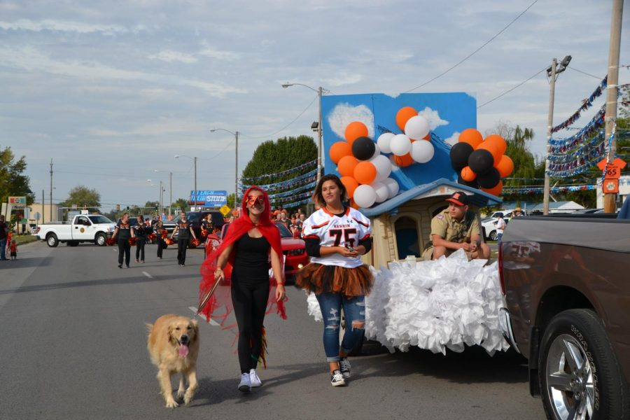 Homecoming Parade 2017 Pictures