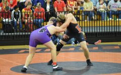Wrestling Pictures- Duel against Harrisburg