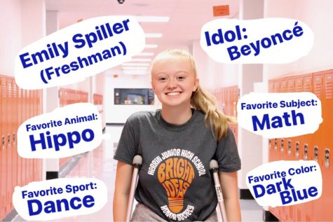 Today's Freshman Tiger: 1 /29 /18
