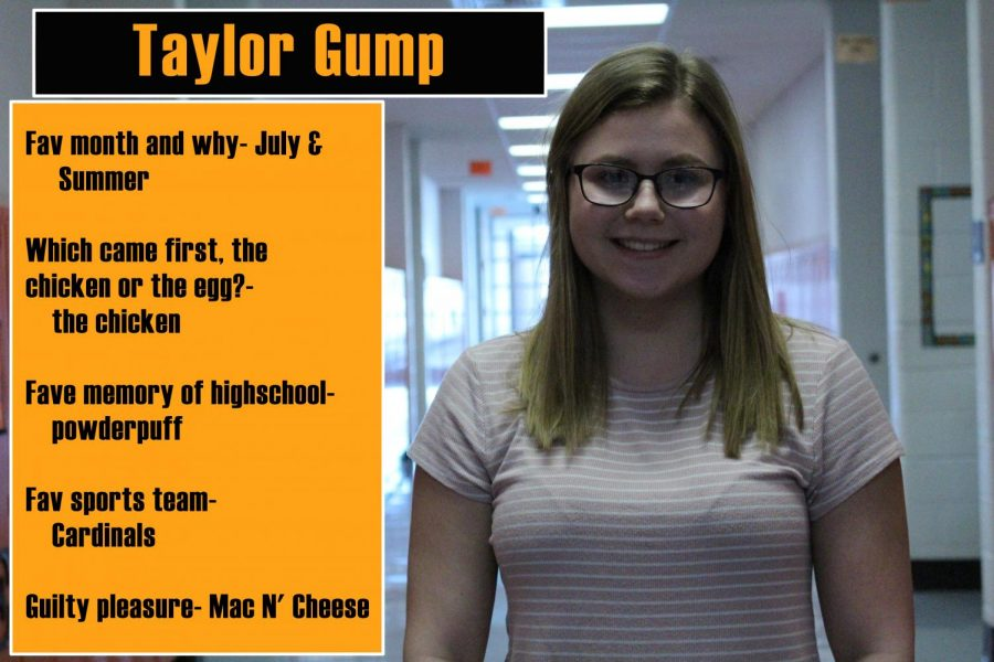 Today's Sophomore Tiger - 3/20/18