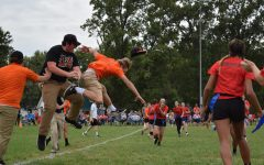 Powder Puff Games 2018 Action Shots