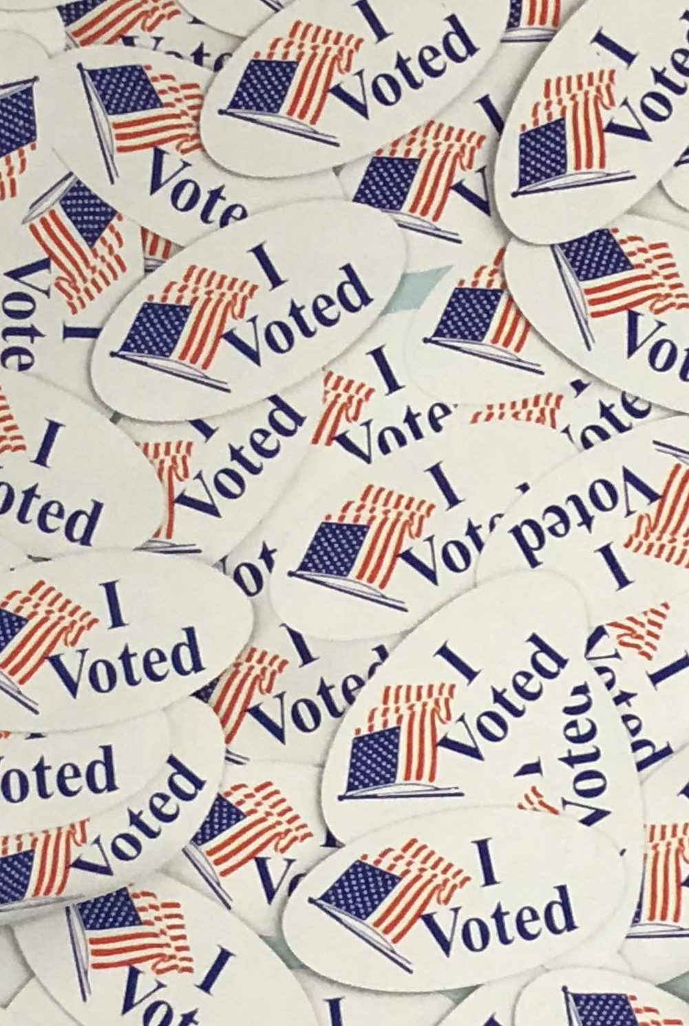 Turn out for this years' midterm elections was exceptionally high, with 47% of eligible Americans casting a ballot.