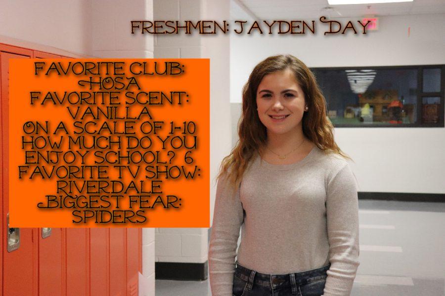 Today's Tiger: Freshmen