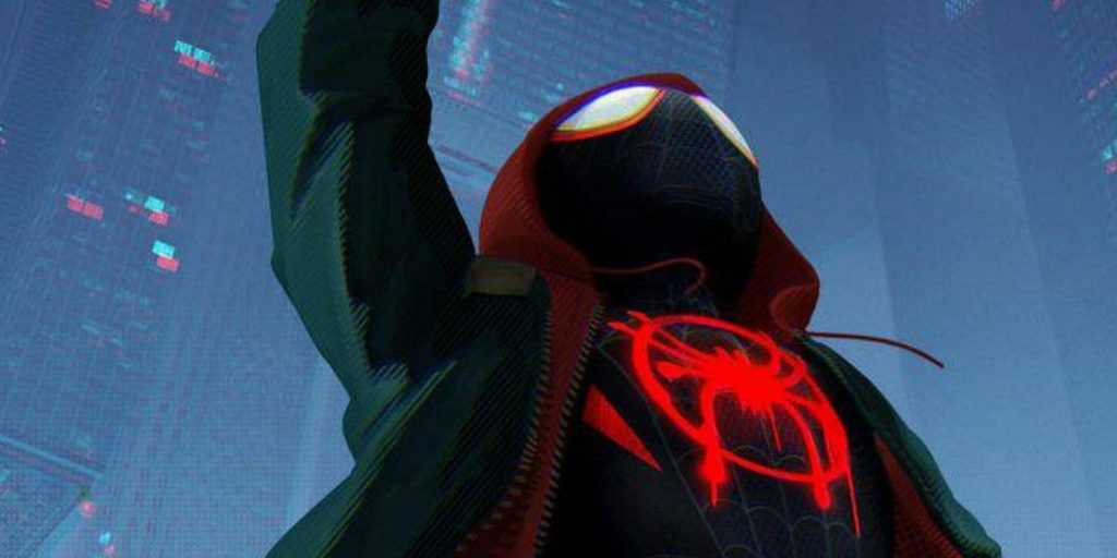 Miles Morales begins his journey as the next Spider-Man.