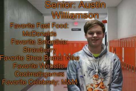 Today's Tiger:  Freshman