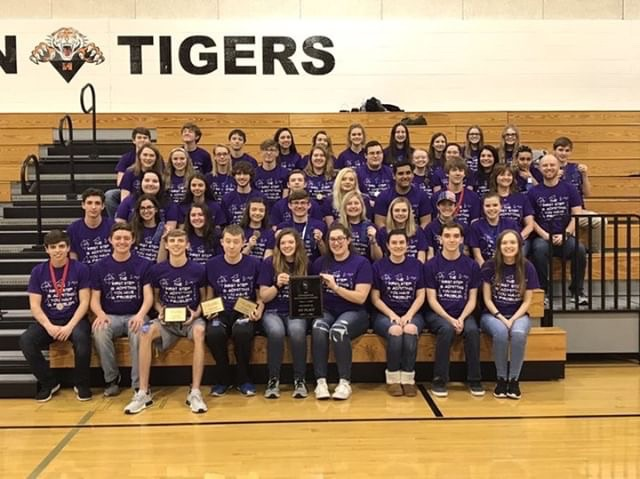 Once again, the Herrin Math Team demolished their opponents in the regional competition, and picked up another plaque to show off their accomplishment.
