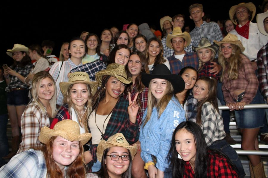 Cowboys versus Indians Night