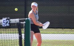 Girls Tennis Invite at Home