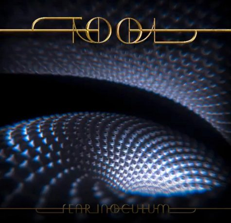 Cover of TOOLs new album, Fear Inoculum