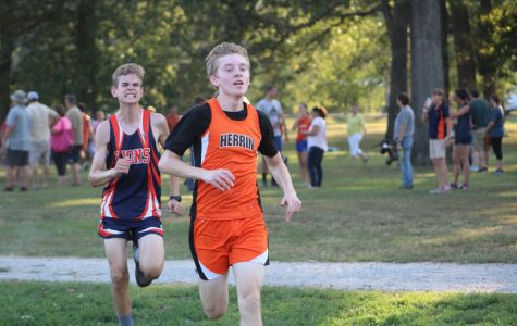 Herrin versus West Frankfort. A Race to Remember