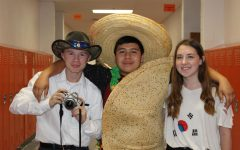 Spirit Week Day 1: Around the World