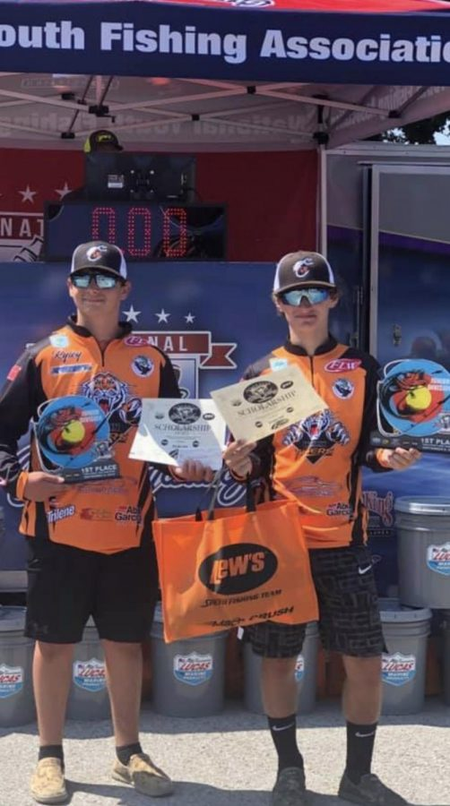 Ryley Chrostowski, and Brock Drury take the entire competition.