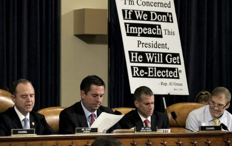 Congressmen state their opinions and thoughts on the impeachment.