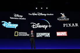 Disney announced that they would be releasing the streaming service, Disney+ on November 12, 2019