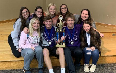 Math Team Conquers the SWIC Series