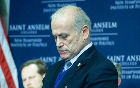 Roque De La Fuente campaigning for the 2020 presidential election.