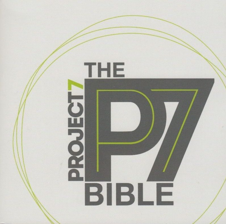 Project 7 is a club that allows students to study God's word and make connections towards one another.