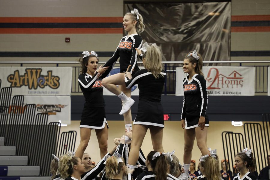 S.I.R.R. Cheer Competition