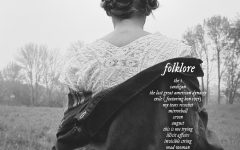 Folklore's album cover depicts the nostalgic elements.
